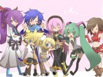 Vocals from us Chibi Vocaloids