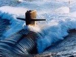 U.S Navy Ohio Class Submarine