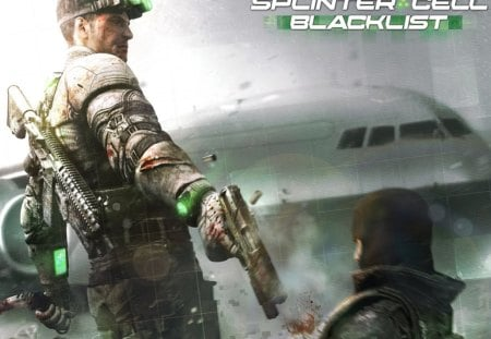 Splinter Cell Blacklist - mame, mufe, ozi, lulu