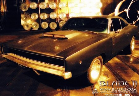 Blade - 1968 Dodge Charger - dodge, 1968, blade, charger