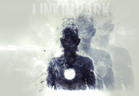 Linkin Park Living Things Desktop Wallpaper - park, living, things, linkin