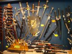 Colecao de espadas