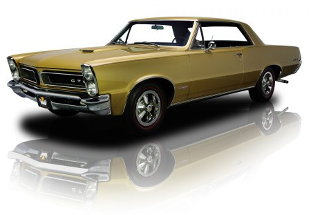 Pontiac Tempest LeMans GTO Hardtop Coupe '1965 - gto, hardtop, coupe, tempest, lemans, pontiac