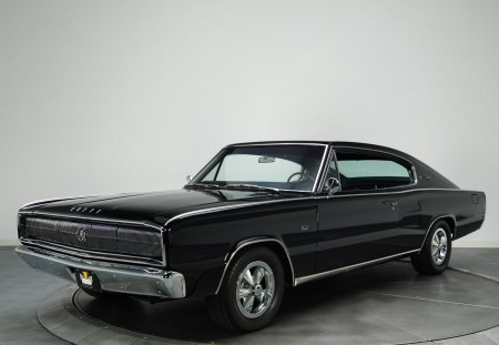 Dodge Charger 383 '1966 - charger, dodge, tuning, car