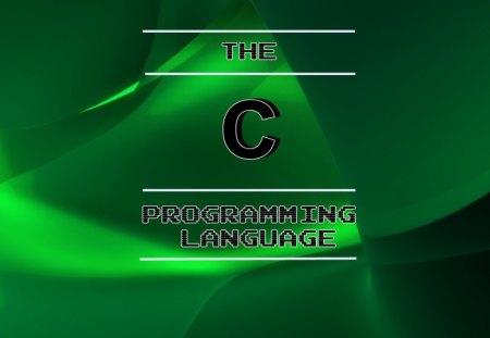 The C Programming Language  C Programming Wallpaper