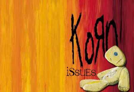 Korn Issues Music Entertainment Background Wallpapers On