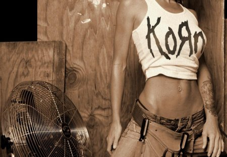 Korn Music Entertainment Background Wallpapers On