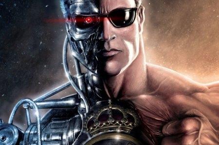 Arnold Terminator - 3D and CG