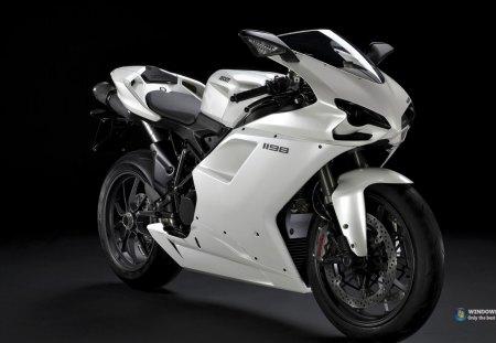 ducati - veloz, potente, moto, linda, preto e branco