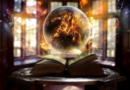History inferno - inferno, burn, circle, colors, book, beautiful, magic, shuttle, air, bible, earth