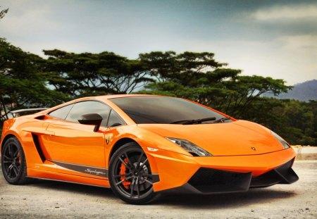 Lamborghini Gallardo Superleggera Lamborghini Cars Background