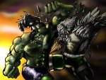 Hulk vs. Doomsday