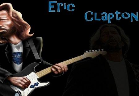Eric Clapton Wallpaper - 80-s, rock, guitar, eric, clapton
