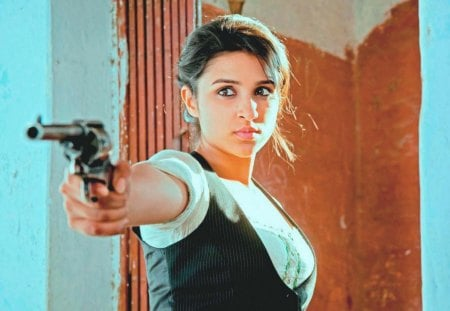 Parineeti Chopra Cowgirl - hindi, bollywood, actress, chopra, parineeti