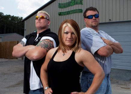 Lizard Lick Towing - photography, tow truck, bobby, shirley, country, awesome, recovery, lizard lick, amy shirley, ron shirley, bobby brantley, repo, photoshop, tv, towing, series, lizard, ron, brantely, ron and amy shirley