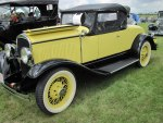 1929 Desoto car
