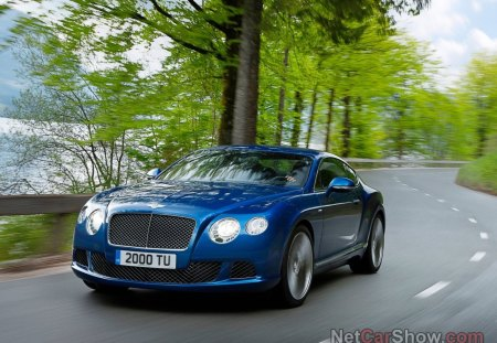 2013 BENTLEY CONTINENTAL SPEED - continental, autos, bentley, cars, kool, car, auto, sports, luxury, fast