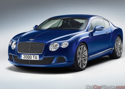 2013 BENTLEY CONTINENTAL SPEED - continental, autos, bentley, cars, speed, kool, car, auto, luxury, fast