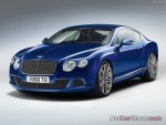 2013 BENTLEY CONTINENTAL SPEED