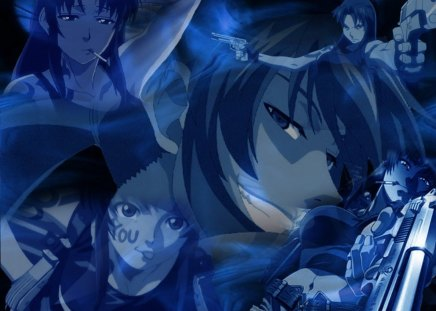 Revy Black Lagoon Other Anime Background Wallpapers On