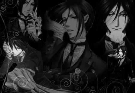 Sebastian Black Butler Other Anime Background