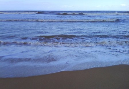 Mar - nature, sea, wave, ocean