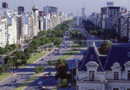 Beunos Aires - Argentina - beunos aires, argentina, cities, south america