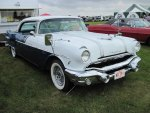 1956 Pontiac star chief  4 doors hardtop