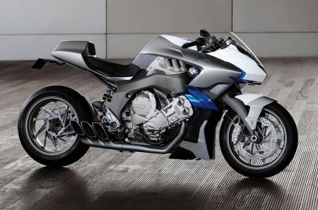 BMW Concept Bike - concept, bike, cool, bmw