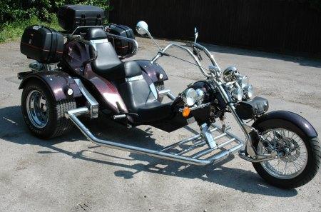 Trike - 3 wheeler, trike, boom, bike