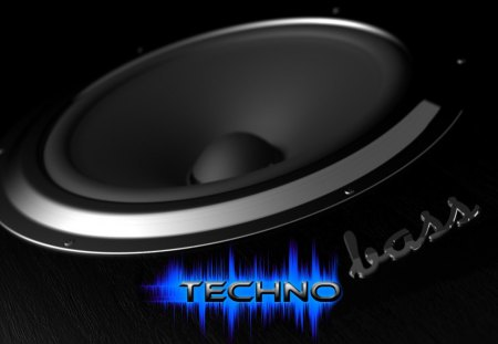 TECHNO BASS SUBWOOFER design by Miss Labrano HD - Music ...