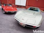 '70 ZR-1 CONVERTIBLE & '72 ZR-1 COUPE