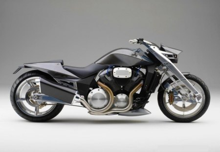 Honda VTX concept - vtx, concept, bike, honda