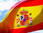 Spanish Waving Flag