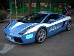 Lamborghini cop