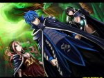 Jellal and his team