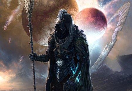 Dark sorcerer - fantasy, 06, sorcerer, 201-2, picture, 29