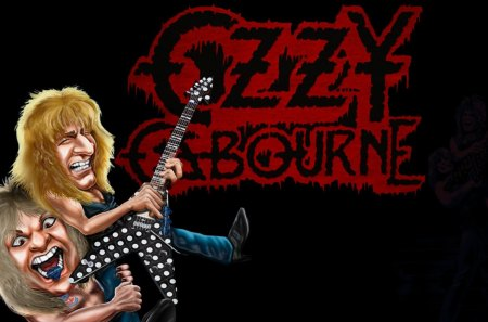 Ozzy Wallpaper - rhodes, rock, music, ozzy, randy