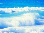 Foaming Waves