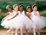 Pequenas bailarinas