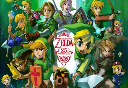 The True Legend - toon link, majoras mask, link, orcale of ages, young link, the legend of zelda, wind waker, links awakning, minish cap, four swords adventure, skyward sword, twilight princess, ocarinia of time, spirit tracks