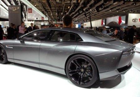 Lamborghini Estoque Concept - concept, estoque, cars, lamborghini