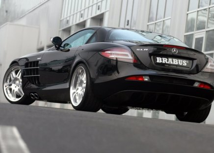 Untitled Wallpaper - brabus, benzo, mercedes benz