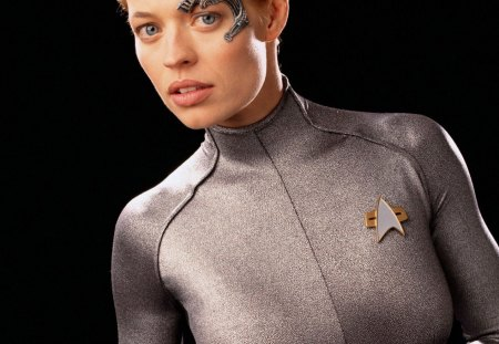 Untitled Wallpaper - star trek, jeri ryan