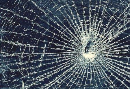 Broken - beautiful, photography, glass, abstract, broken