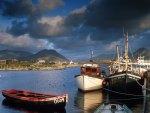 Barcos na Irlanda