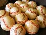Bolas de baseball