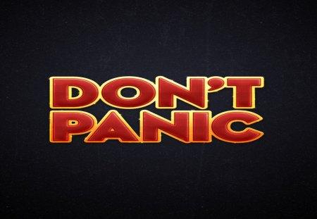Don T Panic Movies Entertainment Background Wallpapers On Desktop Nexus Image 1100886