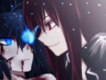 Black Rock Shooter & Black Gold Saw