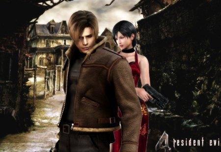 Resident Evil 4 Resident Evil Video Games Background